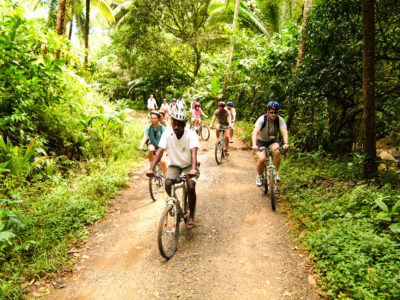 St Lucia Cycling Tour