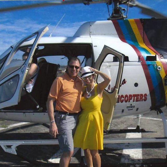 St Lucia Helicopter Airport Shuttle
