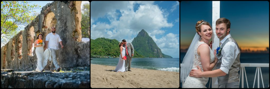 Destination Wedding St Lucia